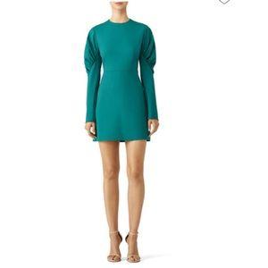 NWT Tibi Midori Florence Slim Fit Dress